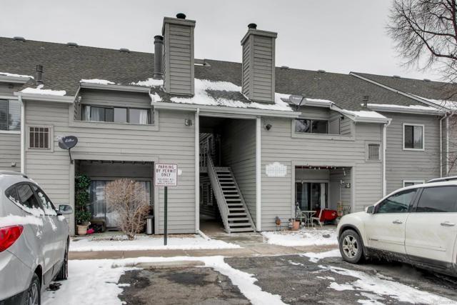 3600 S Pierce Street 7-208, Lakewood, CO 80235 (#8271224) :: House Hunters Colorado