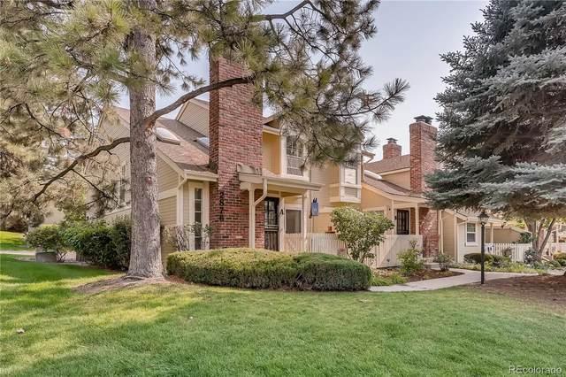 2876 W Long Drive A, Littleton, CO 80120 (MLS #8271253) :: 8z Real Estate
