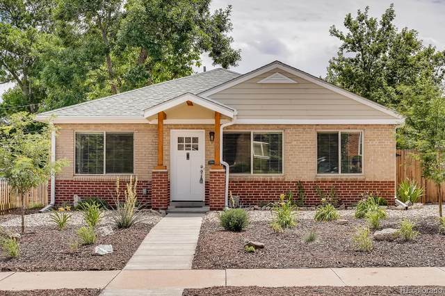 3060 N Clermont Street, Denver, CO 80207 (#8271448) :: The DeGrood Team