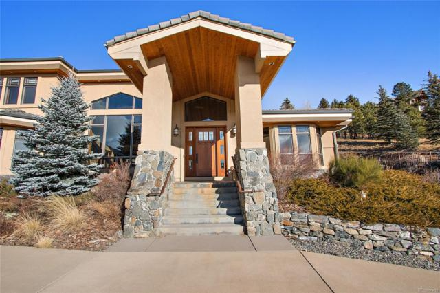 2568 Medinah Drive, Evergreen, CO 80439 (#8271526) :: Colorado Home Finder Realty