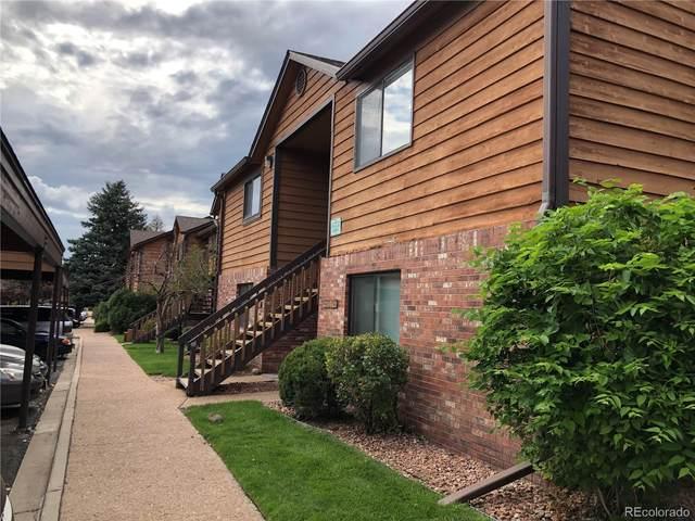 2255 S Buckley Road #201, Aurora, CO 80013 (#8271591) :: The HomeSmiths Team - Keller Williams