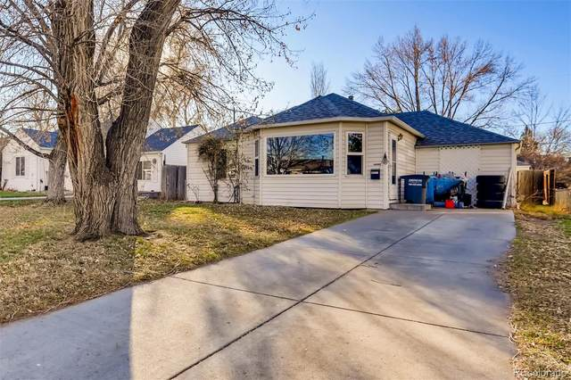 4155 S Pearl Street, Englewood, CO 80113 (MLS #8271859) :: 8z Real Estate