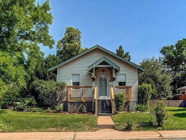 3201 E Jewell Avenue, Denver, CO 80210 (MLS #8272408) :: Bliss Realty Group