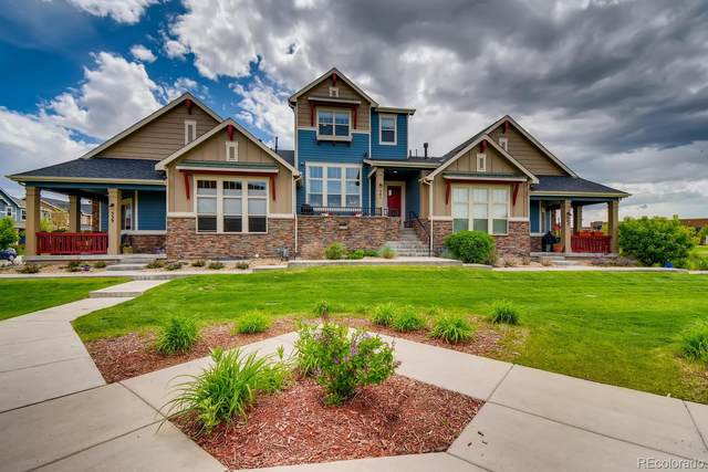 541 Gallegos Circle, Erie, CO 80516 (#8272799) :: The Dixon Group