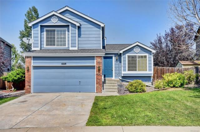 5228 S Jericho Way, Centennial, CO 80015 (#8272896) :: The City and Mountains Group