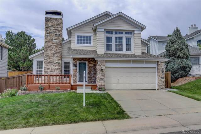 7138 Townsend Drive, Highlands Ranch, CO 80130 (MLS #8273171) :: 8z Real Estate