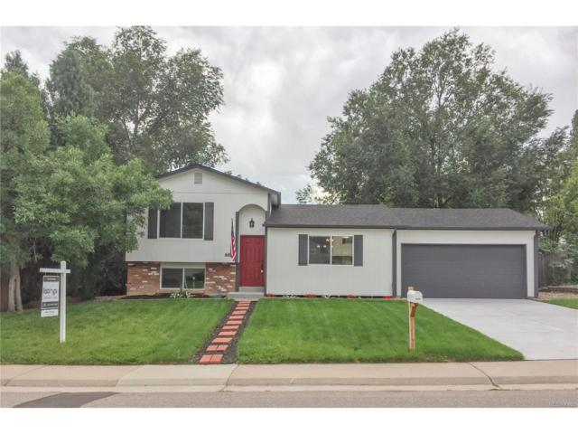6876 W Fremont Place, Littleton, CO 80128 (MLS #8273251) :: 8z Real Estate