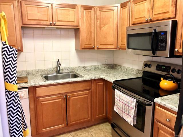 6800 E Tennessee Avenue #122, Denver, CO 80224 (#8273322) :: The Griffith Home Team