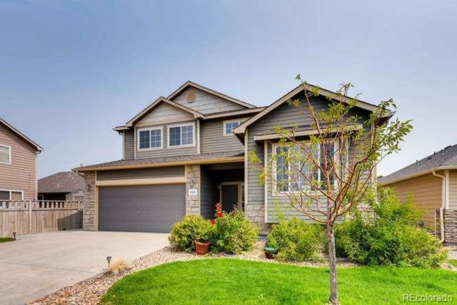 458 Hermosa Street, Lochbuie, CO 80603 (#8273360) :: The City and Mountains Group