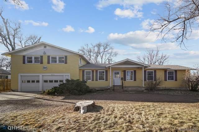 931 Orion Street, Golden, CO 80401 (#8273581) :: Wisdom Real Estate