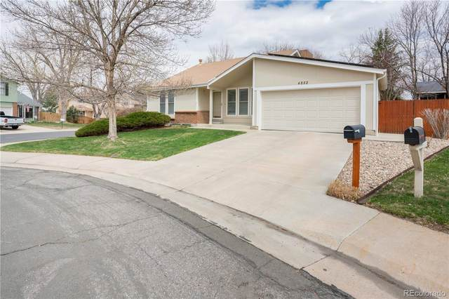 4552 W 111th Avenue, Westminster, CO 80031 (#8273628) :: My Home Team