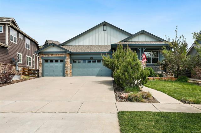 25431 E Indore Drive, Aurora, CO 80016 (#8273761) :: The Heyl Group at Keller Williams