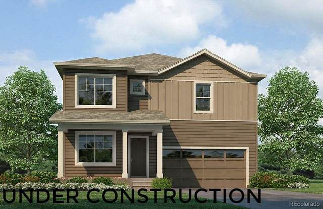 2408 Mountain Sky Drive, Fort Lupton, CO 80621 (MLS #8273926) :: 8z Real Estate