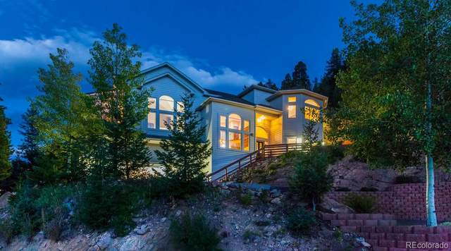 6798 Berry Bush Lane, Evergreen, CO 80439 (#8274075) :: Bring Home Denver with Keller Williams Downtown Realty LLC