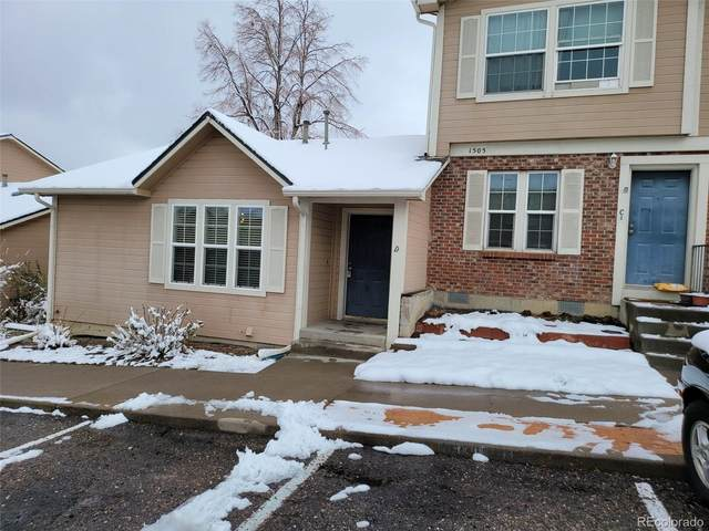 1505 S Ouray Circle D, Aurora, CO 80017 (#8274784) :: HomeSmart