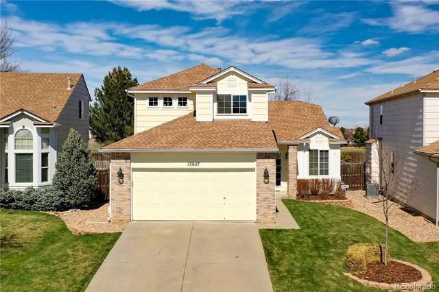 12627 W Dorado Place, Littleton, CO 80127 (MLS #8274977) :: Bliss Realty Group