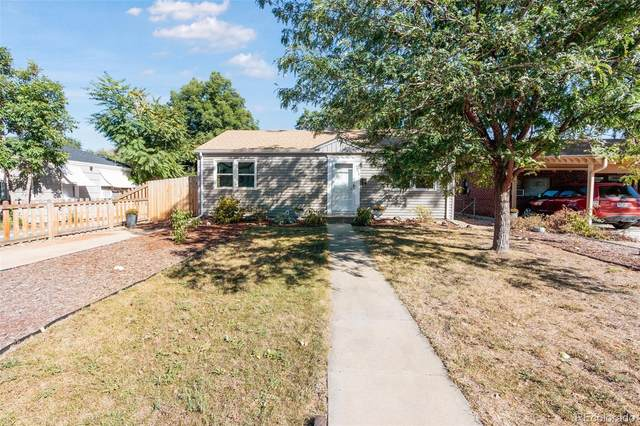 4648 S Lincoln Street, Englewood, CO 80113 (#8275041) :: iHomes Colorado