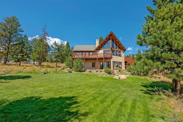8552 Flagstaff Road, Boulder, CO 80302 (#8275142) :: My Home Team