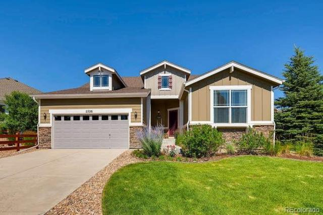 25281 E Ottawa Drive, Aurora, CO 80016 (#8275588) :: The DeGrood Team