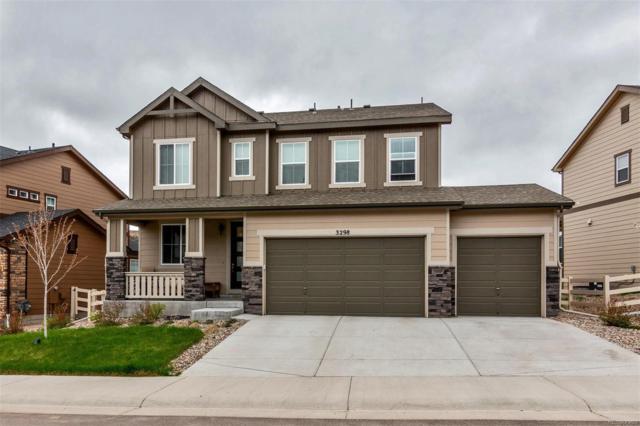 3298 Scaup Trail, Castle Rock, CO 80104 (#8275695) :: House Hunters Colorado