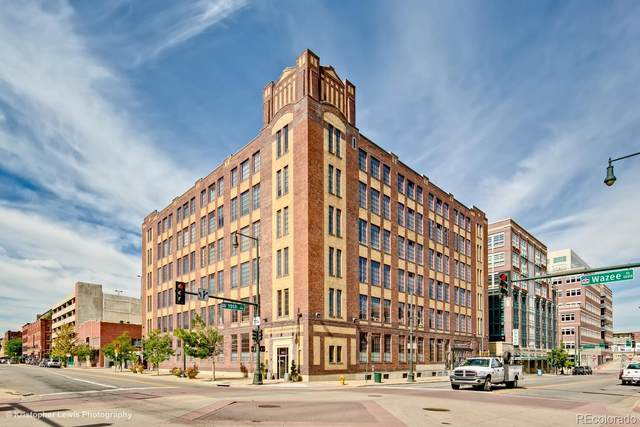 1863 Wazee Street 6F, Denver, CO 80202 (#8276755) :: The DeGrood Team