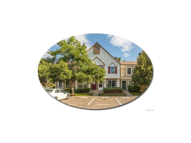 1811 S Quebec Way #218, Denver, CO 80231 (MLS #8276813) :: 8z Real Estate