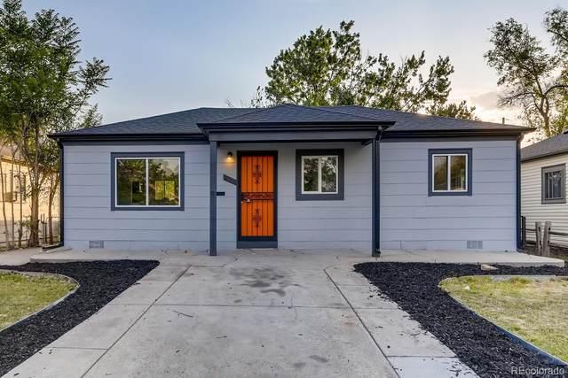 2025 Ironton Street, Aurora, CO 80010 (#8277323) :: Peak Properties Group