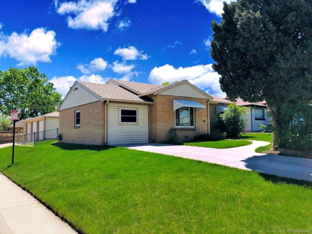 2460 Pontiac Street, Denver, CO 80207 (#8277545) :: The Pete Cook Home Group