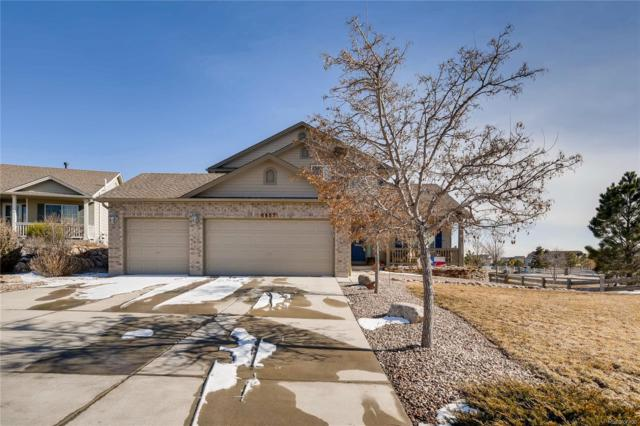 8805 Oakmont Road, Peyton, CO 80831 (MLS #8278007) :: 8z Real Estate