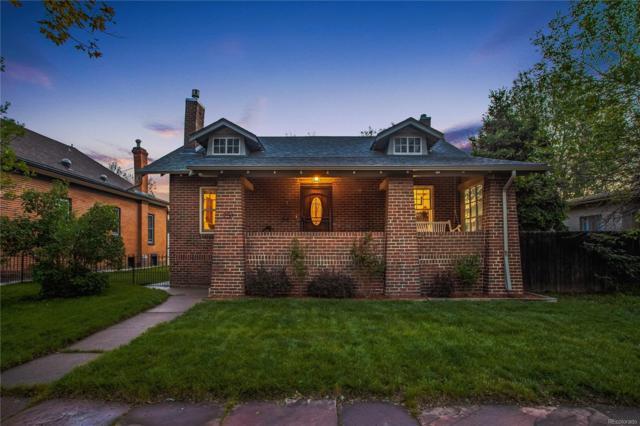 251 S Emerson Street, Denver, CO 80209 (#8278099) :: Wisdom Real Estate