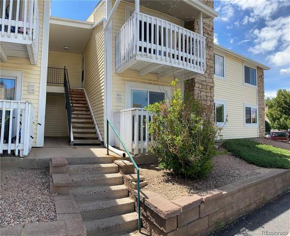 8555 Fairmount Drive B101, Denver, CO 80247 (#8278369) :: Compass Colorado Realty