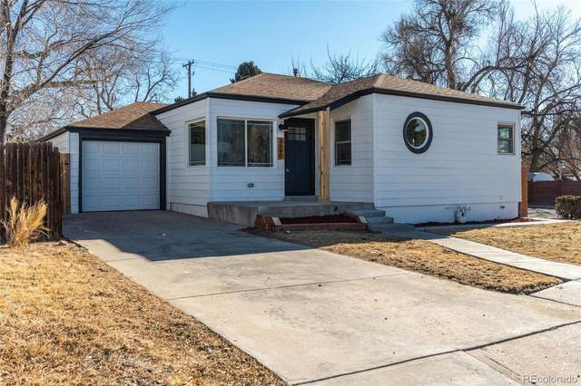 4590 S Sherman Street, Englewood, CO 80113 (#8278519) :: Stephanie Fryncko | Keller Williams Integrity