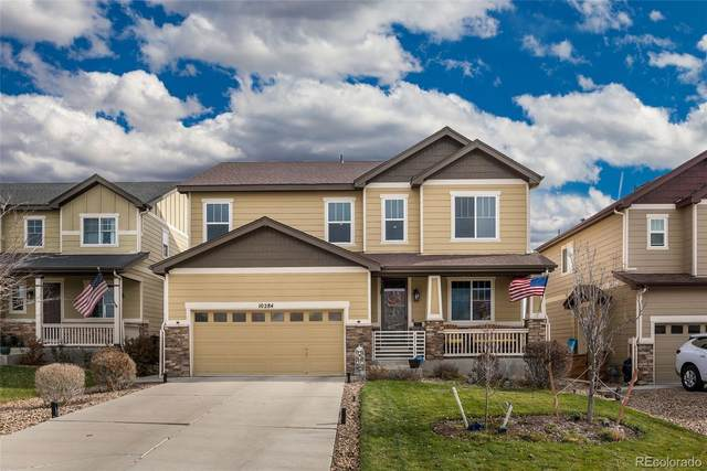 10284 E Telluride Court, Commerce City, CO 80022 (#8278897) :: Briggs American Properties