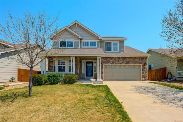 7476 Hickory Circle, Frederick, CO 80504 (#8279049) :: House Hunters Colorado