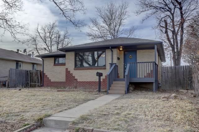 2217 Joliet Street, Aurora, CO 80010 (#8279341) :: The Peak Properties Group