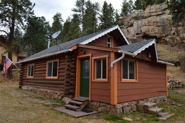 8137 S Brook Forest Road, Evergreen, CO 80439 (#8279754) :: The Pete Cook Home Group