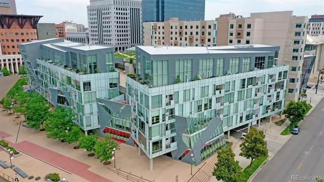 55 W 12th Avenue #310, Denver, CO 80204 (#8279813) :: The DeGrood Team