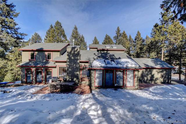 9279 William Cody Drive, Evergreen, CO 80439 (MLS #8279901) :: Bliss Realty Group