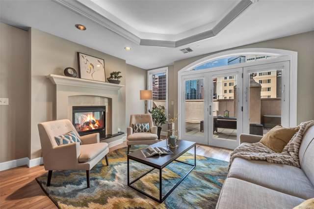 1827 N Grant Street #203, Denver, CO 80203 (MLS #8280281) :: 8z Real Estate