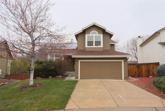 9553 Devonshire Place, Highlands Ranch, CO 80126 (#8280309) :: Keller Williams Action Realty LLC