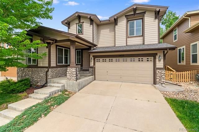 10820 Cedar Brook Street, Highlands Ranch, CO 80126 (#8280366) :: iHomes Colorado
