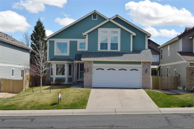 17046 Campo Drive, Parker, CO 80134 (#8280373) :: The Peak Properties Group