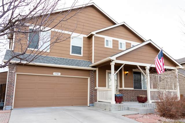 3703 S Nepal Street, Aurora, CO 80013 (#8280556) :: The Dixon Group