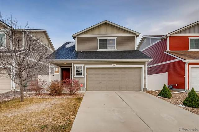 5536 Kirk Street, Denver, CO 80249 (MLS #8281360) :: Neuhaus Real Estate, Inc.