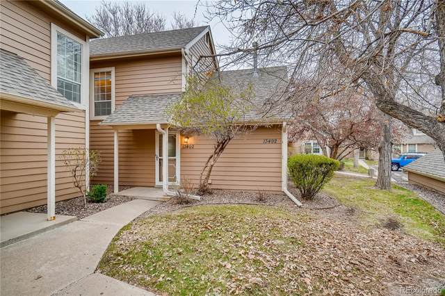 13492 E Asbury Drive, Aurora, CO 80014 (#8281374) :: Kimberly Austin Properties