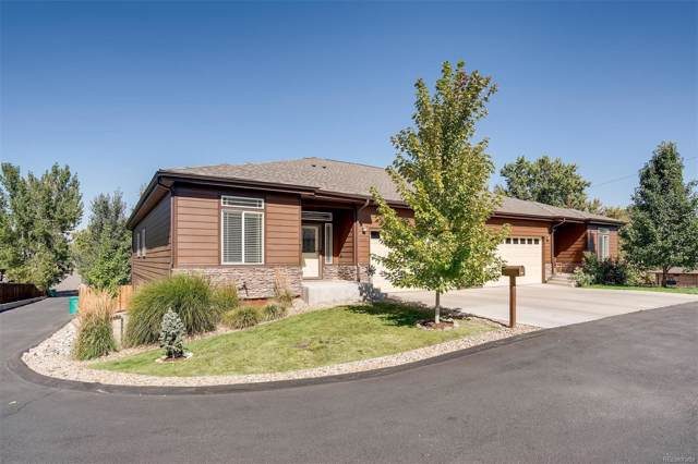 6360 W 30th Avenue, Wheat Ridge, CO 80214 (#8281672) :: The Dixon Group
