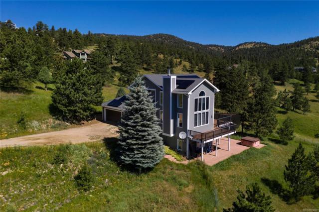 184 Cougar Drive, Boulder, CO 80302 (#8282038) :: James Crocker Team