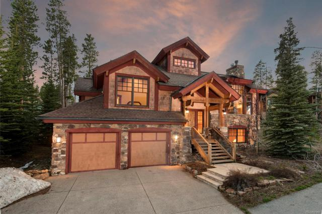 99 Westridge Road, Breckenridge, CO 80424 (#8282043) :: The HomeSmiths Team - Keller Williams