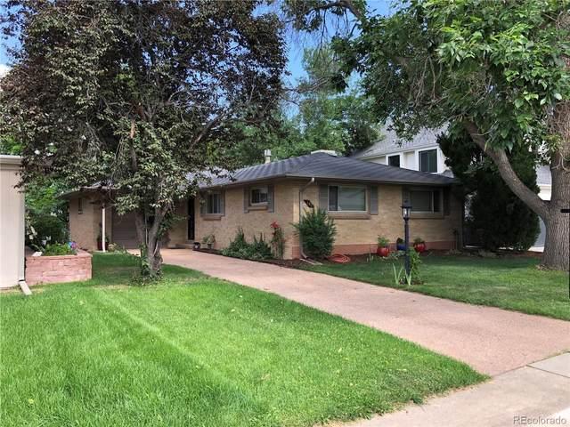 140 S Jersey Street, Denver, CO 80224 (MLS #8282433) :: 8z Real Estate