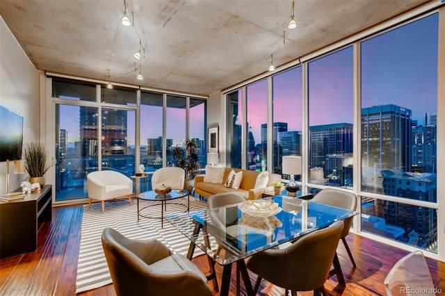 891 14th Street #2108, Denver, CO 80202 (#8282468) :: Bring Home Denver with Keller Williams Downtown Realty LLC